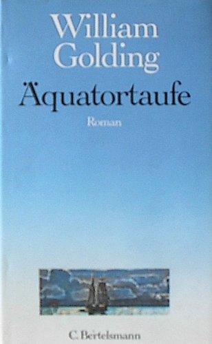 Buchseite und Rezensionen zu 'Äquatortaufe' von William Golding