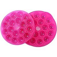 FELICIGG Molde Lollipop Molde de Silicona Utensilios para Hornear Molde de Chocolate para Hornear casero (