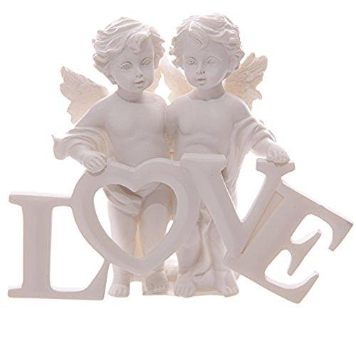 Funny Gadget Store Figurine LOVE avec angelots