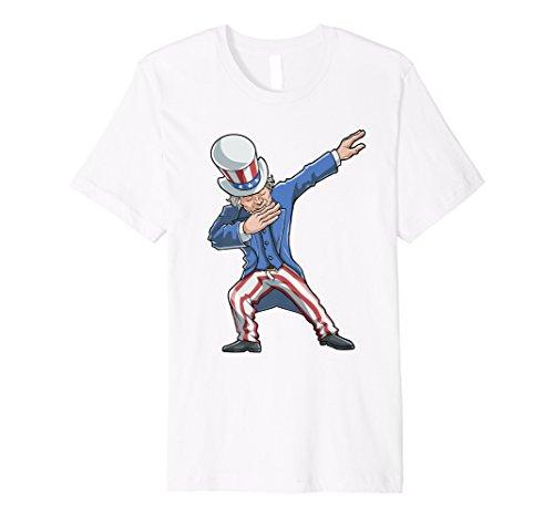 Sanftes Uncle Sam T Shirt 4. Juli Herren Jungen Kinder ()