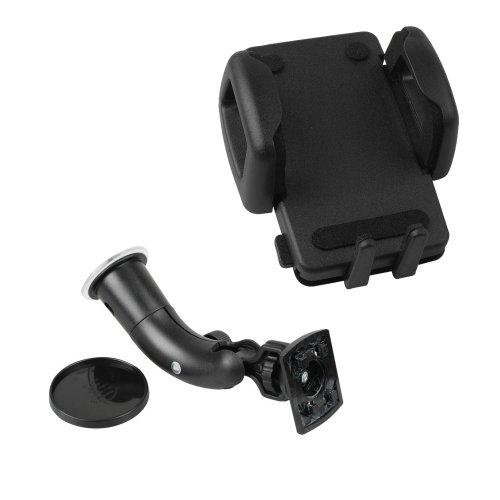 HR Micro Global 9.1 Tower System KFZ Halterung + Gerätehalter UPM1245 für LG T310 Cookie Style Optimus Chat C550