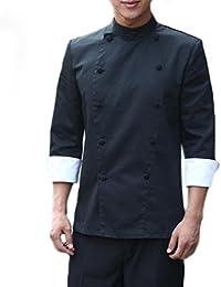 Vestes de chef v tements for Cuisinier 32 etoiles