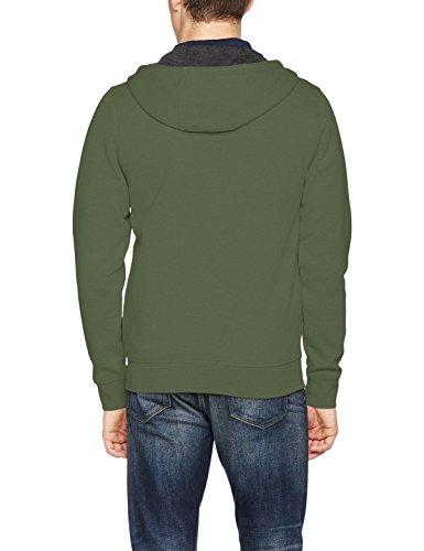 Lacoste Herren Sweatshirt Grün (Armee/Bitume)