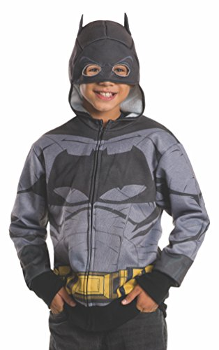 an v Superman: Dawn of Justice Batman Child Hoodie, Large ()