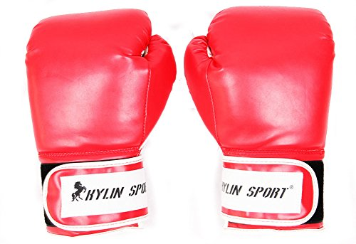 YNXing Professional Boxing Gloves,Sanda ,Fighting Free Combat, Thai