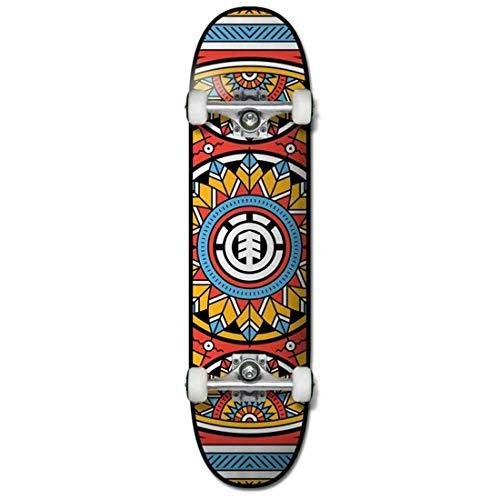 Element Skateboards Feathers Factory Complete Skateboard Multi