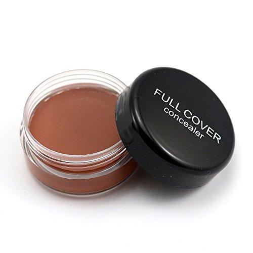 Maquillaje Cosmética Crema, TOFAR corrector crema Base Flawless Finish Corrector Camuflaje Maquillaje Cosmética Crema Corrector - FC#3