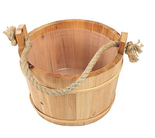 Croll & Denecke - Cubo para sauna madera