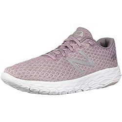 New Balance Fresh Foam Beacon, Zapatillas de Running para Mujer, Rosa Dark Cashmere Cl, 40 EU