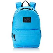 Superdry Hologram Montana Men's Backpack, Blue (Electric Blue), 13.5x46x30.5 Centimeters (B x H x T)