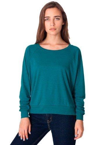 american-apparel-triblend-rib-lger-raglan-pull-over-br394-tri-evergreen-medium