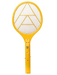 Aone A-One Rechargeable Mosquito Bat With Led - Yellow