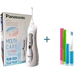 Irrigador Panasonic EW-1411+ cepillo sonico de Regalo, recomendado por dentistas y medicos de todo el mundo