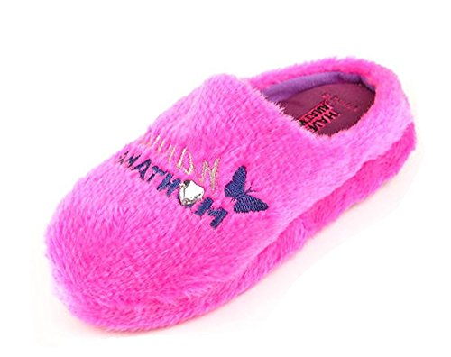 Hannah Montana Plüsch Pantoffel, Gr.29 - 37 Pink