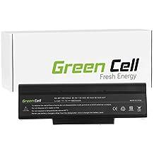 Green Cell® Extended Serie Batería para LG E500 Ordenador (9 Celdas 6600mAh 11.1V Negro)