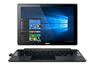 "Acer Aspire Switch Alpha 12 - SA5-271-55Y3 Tablet PC, Intel Core i5-6200U, RAM 4 GB, SSD 128 GB, 12"" QHD IPS Multi-Touch, Alluminio"