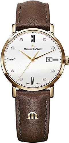 Maurice Lacroix Eliros EL1084-PVP01-150-2 Orologio da polso uomo piatto & leggero