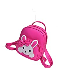 Bizarre Vogue Cute Small Cat Style Backpack for Girls (Pink,BV1224)
