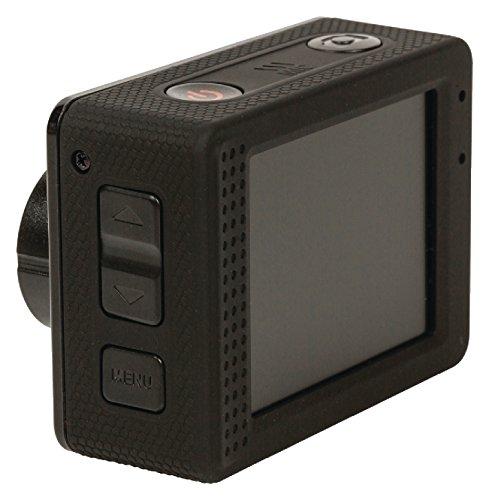 Eurosell Full HD Actionkamera - Sport Action Cam - Unterwasser Gehäuse - 1080p Fahrradhalterung Helmhalterung
