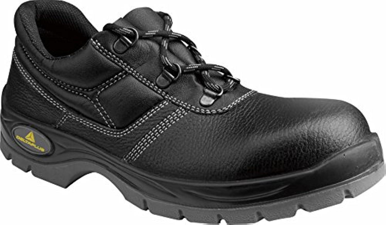 Delta plus calzado - Juego zapato piel jet2-s3 negro talla 40(1 par)