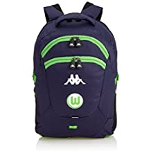 Kappa funda VFL Backpack, 808 Eclipse, 49,0 x 31,0 x 14 cm, 21 litros, 402356