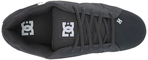 DC Shoes Net, Chaussures de skate homme Gris