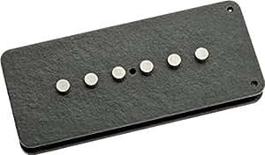 Seymour Duncan SJM-2B Série simple Hot Jazzmaster Micro pour Guitare Electrique Noir