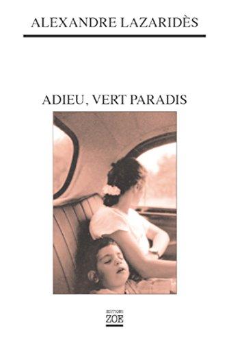 Adieu Vert Paradis [Pdf/ePub] eBook