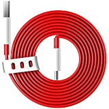 OnePlus Warp Charge Type-C Cable (150cm, Red)