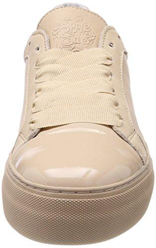 Apple of Eden Damen Signid Sneaker Beige (Nude)
