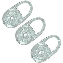 Reemplazo de almohadillas de gel para orejas Lovinstar, almohadilla para Plantronics Voyager Edge V3200.