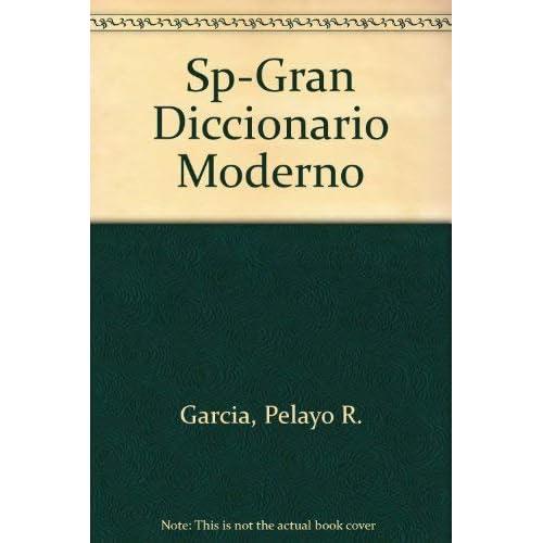 GRAN DICC.MODERNO ESP.ING V.V.