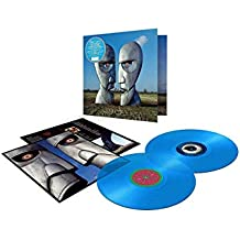 The Division Bell (2011 Remaster) [Limited Edition 25th Anniversary Blue Vinyl 2LP] [VINYL]