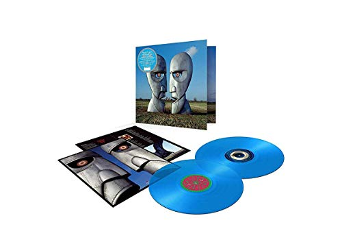 The Division Bell (Limited Edition 25th Anniversary Blue Vinyl 2LP) [Vinyl LP] - Pink Music Box