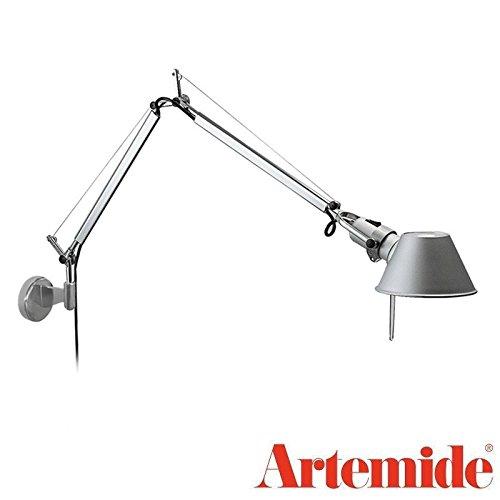 Artemide Tolomeo Lampe Murale en Aluminium
