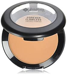 JORDANA Forever Flawless Face Powder - Honey Amber