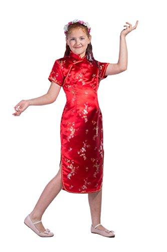 94a00be1fa49 Strawberry Leopard - Vestido - Noche - para mujer rojo rosso 5-6 Años