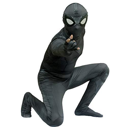 Yanbeng Spider-Man Heroes Expedition Sneak Kinder Halloween Cosplay Kostüm AFFE Spandex Cosplay Kostüme Komplettset Bekleidung,Children,S (Affen Hände Kostüm)