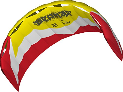 Preisvergleich Produktbild HQ Powerkites Lenkdrachen Beamer VI 2.0 R2F Kite Sport