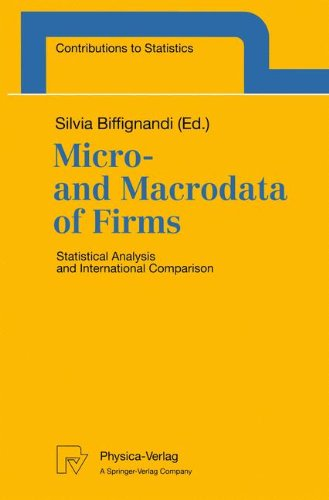 Micro- and Macrodata of Firms. Statistical Analysis and International Comparison (Contributions to Statistics)