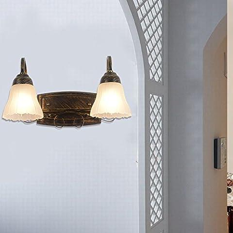 El Candelabro de Pared de metal,sombra de iluminación ajustable de hojas de roble Vintage Industrial Candelabro de Pared de hierro forjado LampVintage Luz Lámpara de pared,2