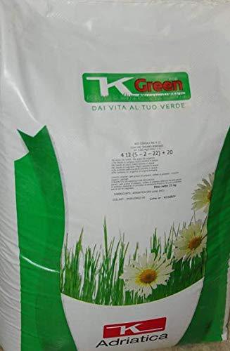 Photo Gallery fertilizzante organo-minerale grow bio ad alto titolo in potassio con azione repellente contro le talpe sacco da 25 kg