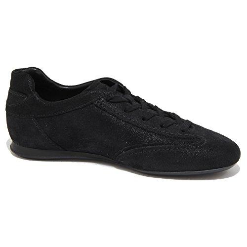 6963N sneaker HOGAN OLYMPIA nero scarpe donna shoes women Nero