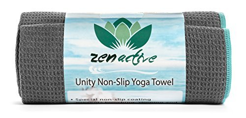 Zen no activo  - toalla de Yoga ecológico escapársele, nona...