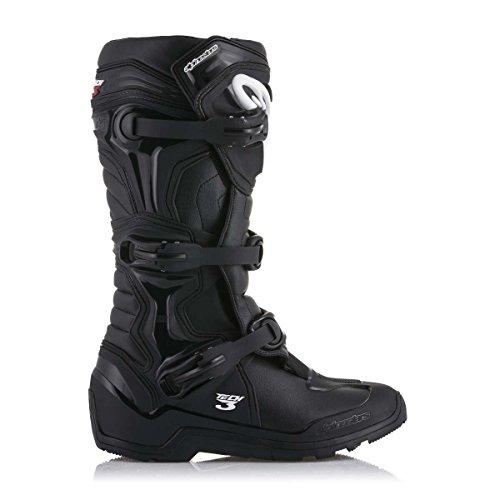 Alpinestars Motocross-Stiefel Tech 3 Enduro Schwarz Gr. 43 - 4