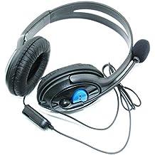 booEy auriculares para juegos para Playstation 4 auriculares con micrófono PS4