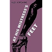 At His Mistress's Feet