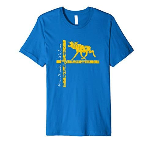 Das Schweden-Shirt - From Sweden With Love