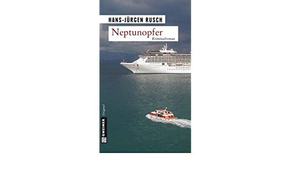 Neptunopfer: Kriminalroman (Kriminalromane im GMEINER-Verlag) (German Edition)