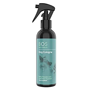 Baby-Powder-Dog-Cologne-250ml–Natural-Ingredients–Contains-Aloe-Vera–Highly-Demanded-Scent–Proudly-Made-in-the-UK